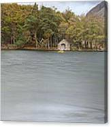 Wast Water Boat House Canvas Print