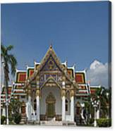 Wat Phrasri Mahathat Ubosot Dthb1462 Canvas Print