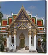 Wat Phrasri Mahathat Ubosot Dthb1464 Canvas Print