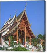 Wat Phuak Hong Phra Wihan Dthcm0581 Canvas Print