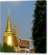 Wat Po 1 Canvas Print