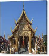 Wat Saen Muang Ma Luang Phra Wihan Dthcm0618 Canvas Print