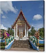 Wat Suwan Khiri Khet Ubosot Dthp265 Canvas Print