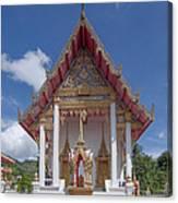 Wat Suwan Khiri Khet Ubosot Dthp269 Canvas Print