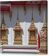 Wat Suwan Khiri Khet Ubosot Windows Dthp273 Canvas Print