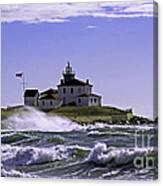 Watch Hill Vanguard Canvas Print