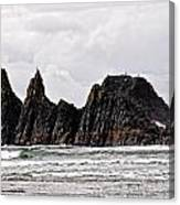 Watchful Eye Of Seal Rock Canvas Print