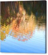 Water Colors Canvas Print