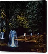 Water Dance Ll Canvas Print
