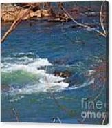 Water Detail 03 Canvas Print