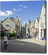 Water Lane - Bakewell Canvas Print