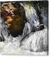 Water On The Rocks 2 Canvas Print