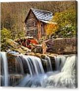 Water Powered Canvas Print