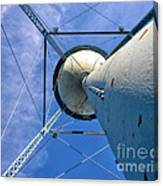 Water Tower 01 Canvas Print