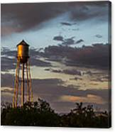 Water Tower Nm Canvas Print