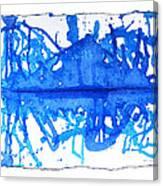 Water Variations 11 Canvas Print
