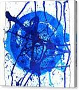 Water Variations 8 Canvas Print