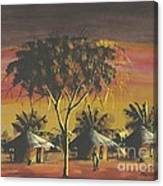 Watercolor 1 Canvas Print