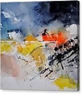 Watercolor 212132 Canvas Print