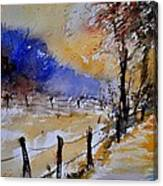 Watercolor 311017 Canvas Print