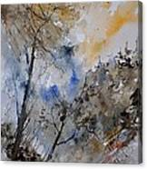 Watercolor 45319051 Canvas Print