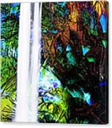 Waterfall Enchantment II Canvas Print