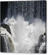 Waterfall Magic Canvas Print