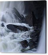 Waterfall Motion Canvas Print
