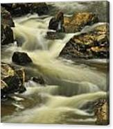 Waterfall Old Chelsea Canvas Print