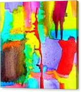 Waterfalls 5 Canvas Print