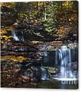 Waterfalls Canvas Print