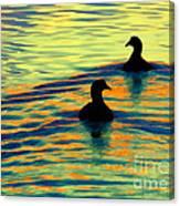 Waterfowl Canvas Print