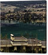 Waterfront Views Canvas Print