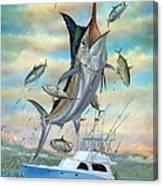 Waterman Canvas Print