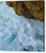Waters Edge At Waianae Canvas Print