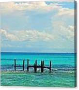 waters of Mexico    Canvas Print
