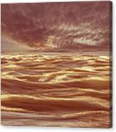 Waterscape Number Seven Canvas Print