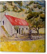 Waterval Farm Canvas Print