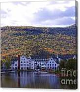 Waterville Valley 2 Canvas Print