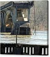 Waterways Yesterdays Canvas Print