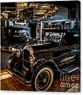 Watler P Chrysler Museum 2 Canvas Print