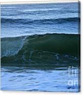 Wave Art 7 Canvas Print