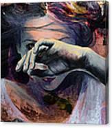 Wavering... Canvas Print