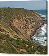 Waves At Cape Schank Canvas Print