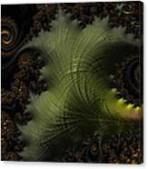 Waves Of Resonance Canvas Print