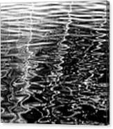 Wavy Canvas Print