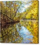 Waxen Autumn 2  Canvas Print