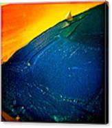 Wayfarer Series Lucky 7 Canvas Print