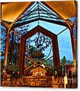 wayfarers Chapel 8 Canvas Print