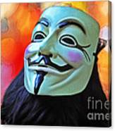 We Are The 99 Canvas Print